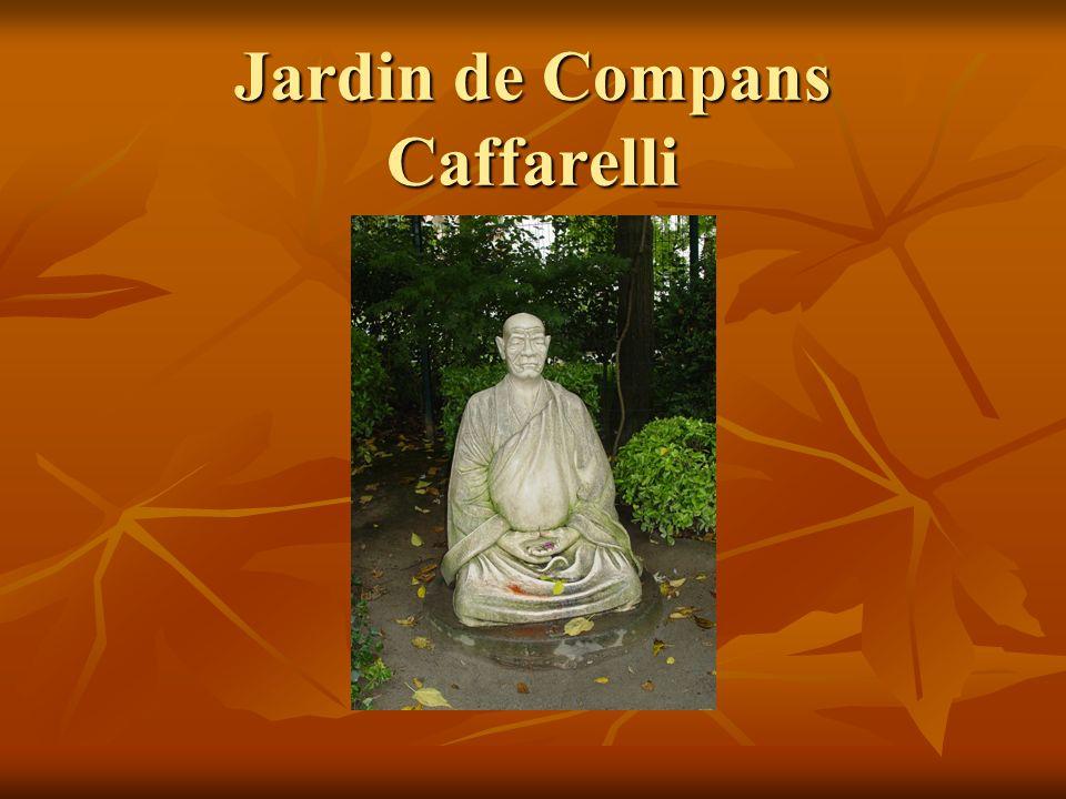 Jardin de Compans Caffarelli