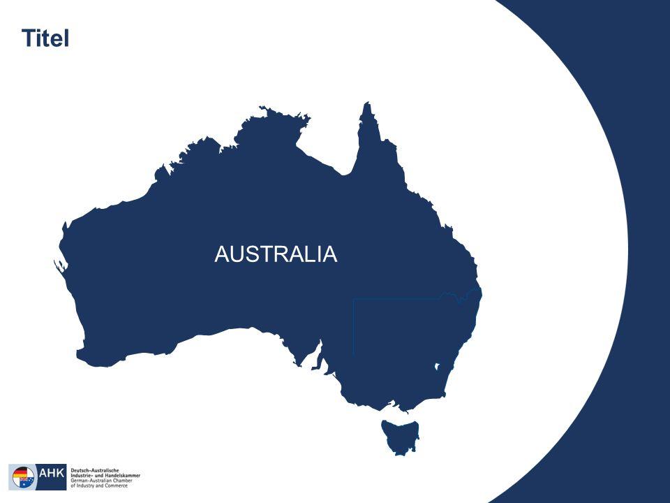 AUSTRALIA Titel
