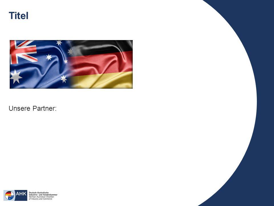 Unsere Partner: Titel