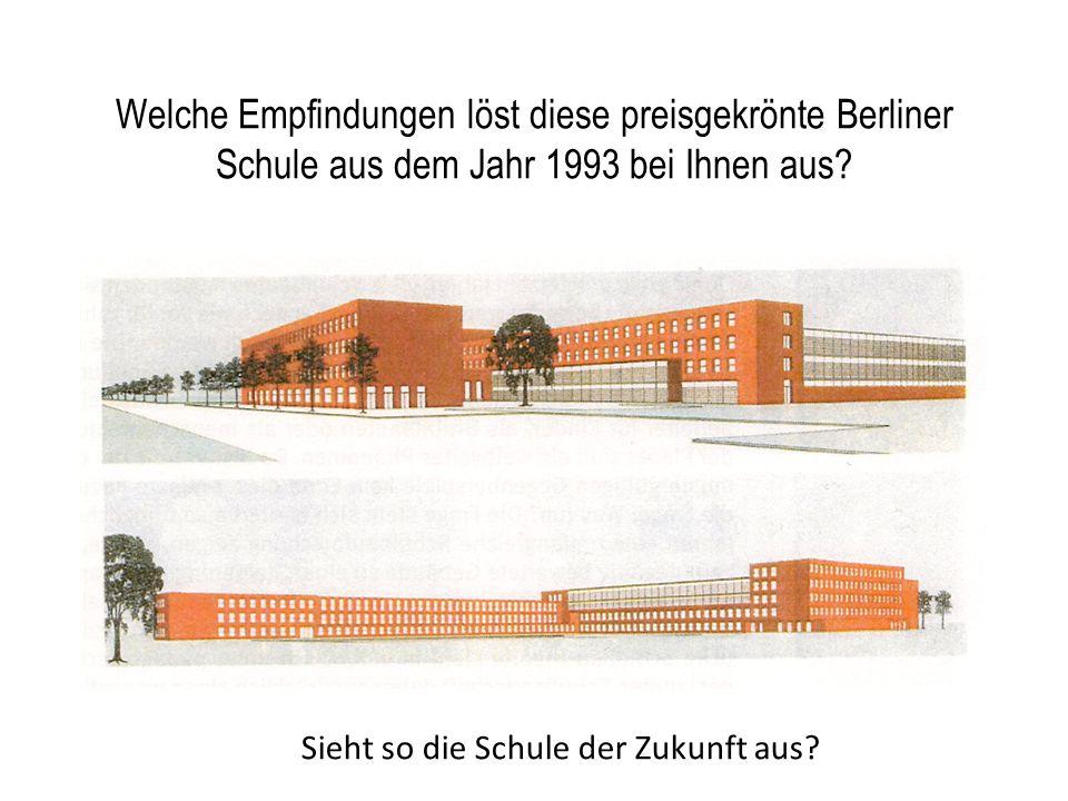Welche Empfindungen löst diese preisgekrönte Berliner Schule aus dem Jahr 1993 bei Ihnen aus.