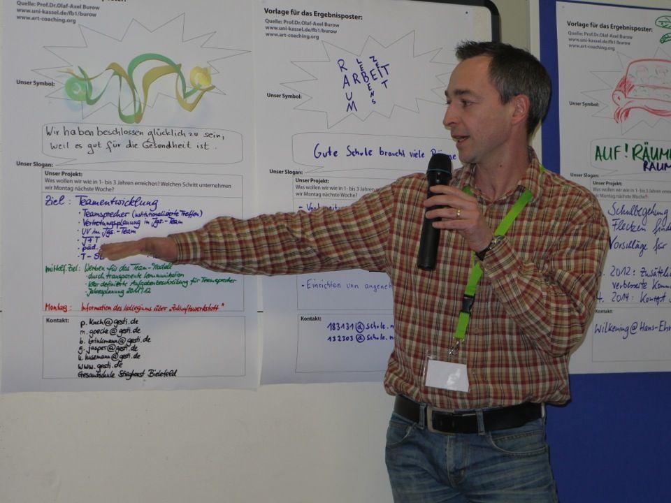 Die Schule der Zukunft gemeinsam entwickeln www.olaf-axel-burow.de