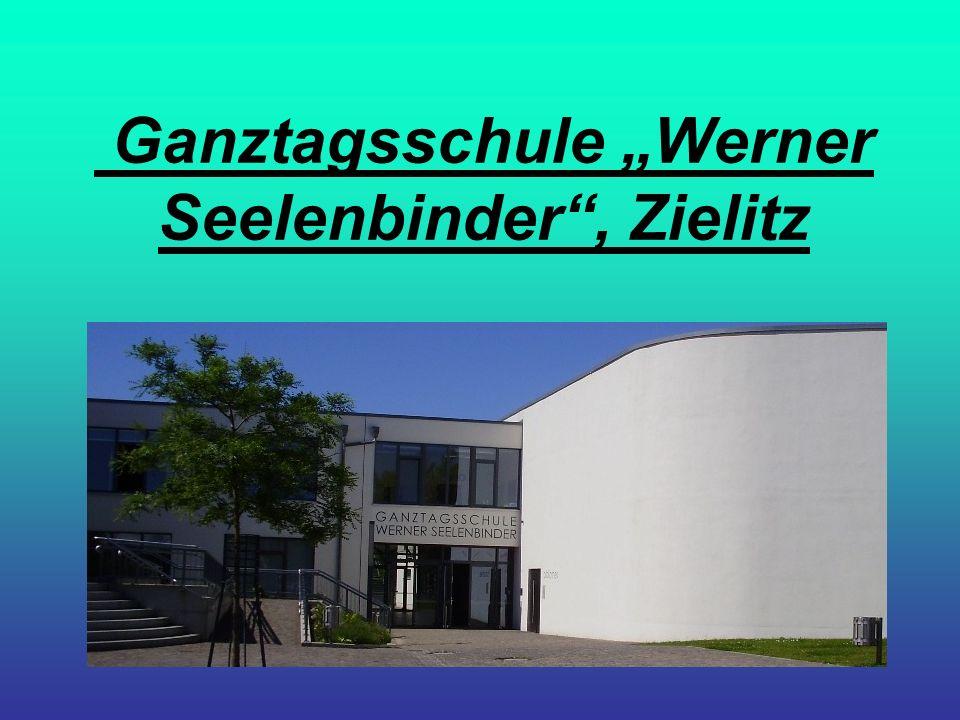 """Ganztagsschule """"Werner Seelenbinder"""", Zielitz"""