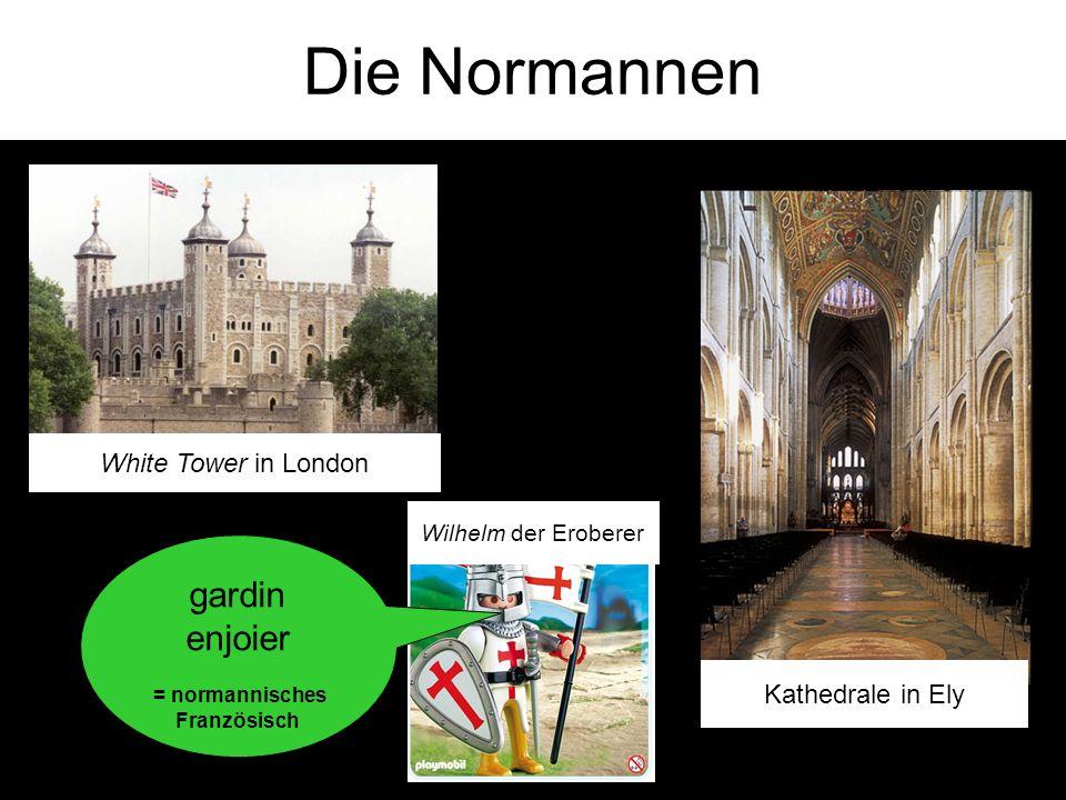 Die Normannen erobern England 1066 n.Chr
