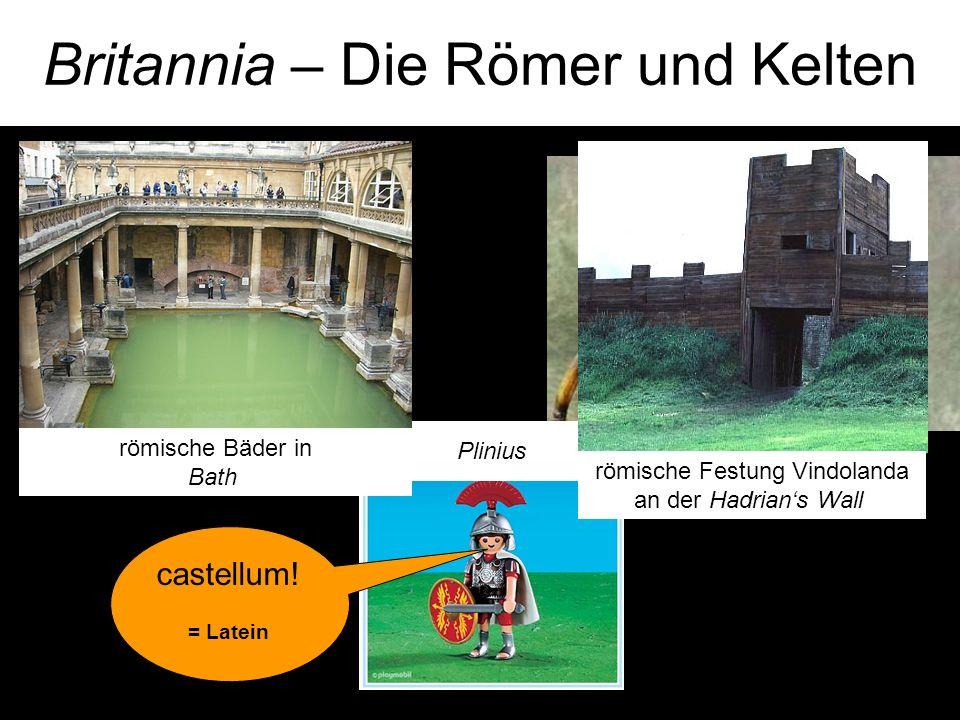 Britannia – Die Römer und Kelten castle ~50-400 n.Chr