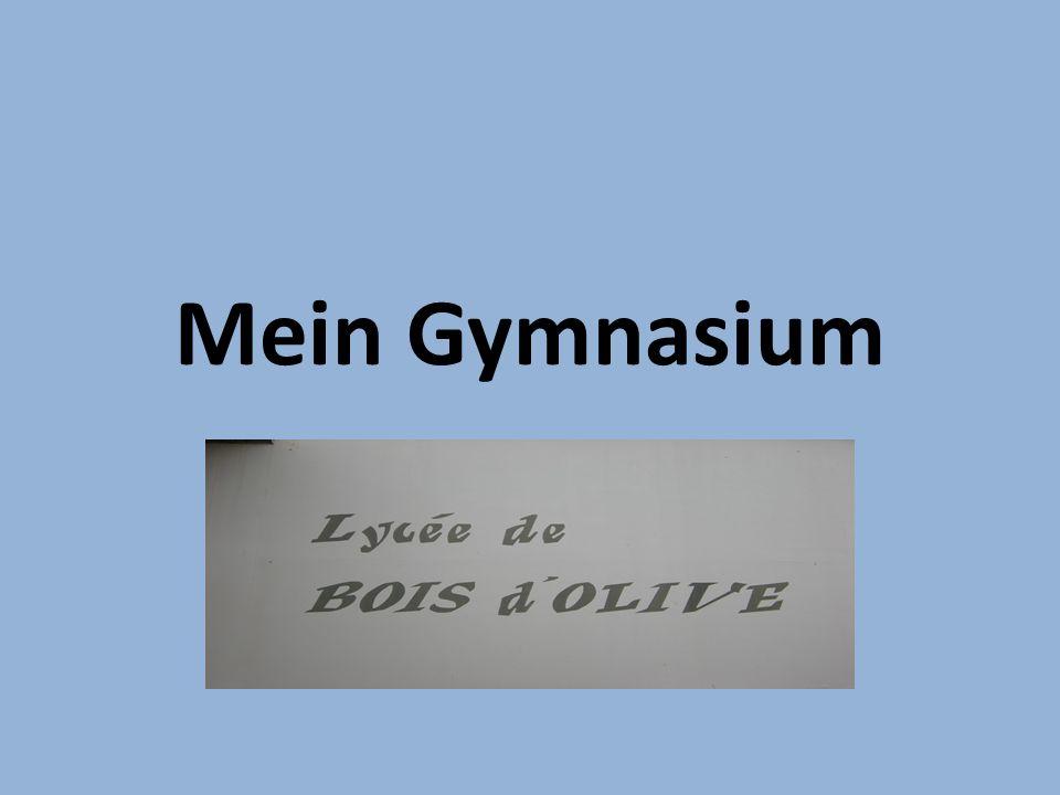 Mein Gymnasium