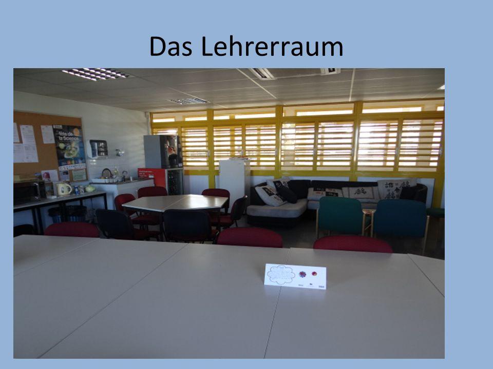 Das Lehrerraum