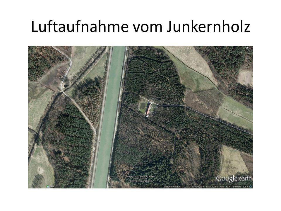 Luftaufnahme vom Junkernholz