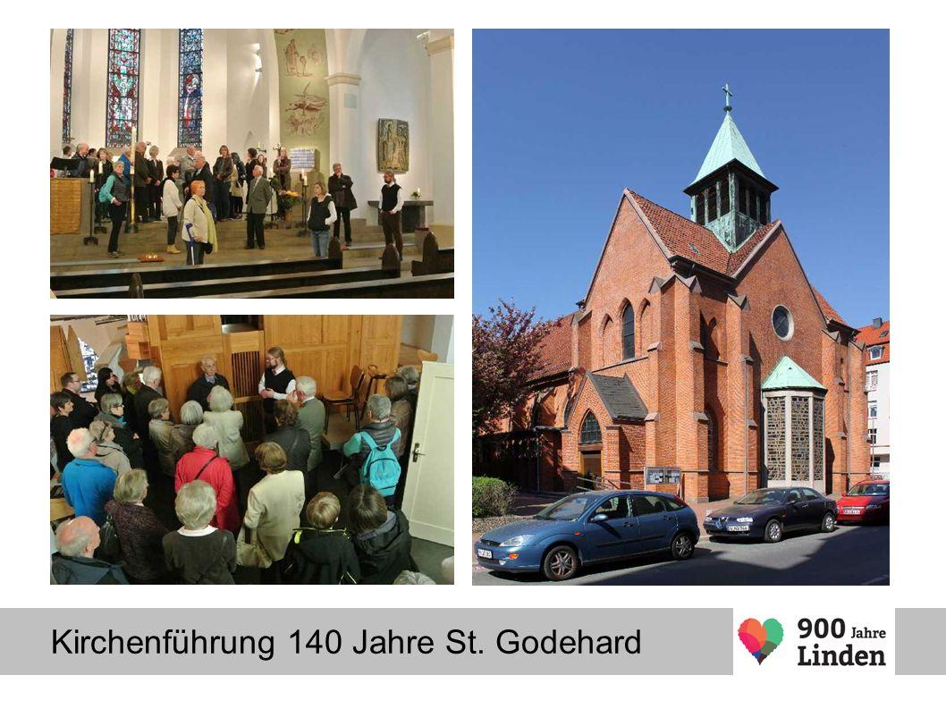 Kirchenführung 140 Jahre St. Godehard
