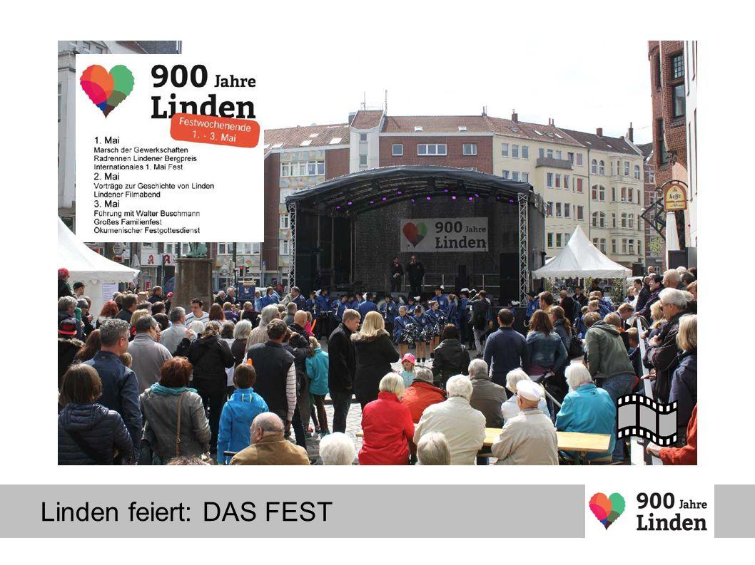 Linden feiert: DAS FEST