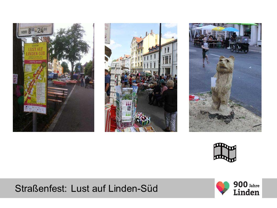 Straßenfest: Lust auf Linden-Süd