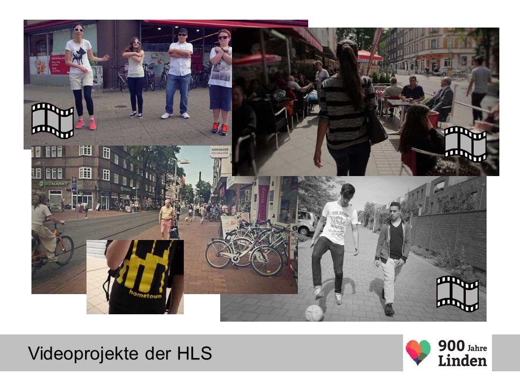 Videoprojekte der HLS