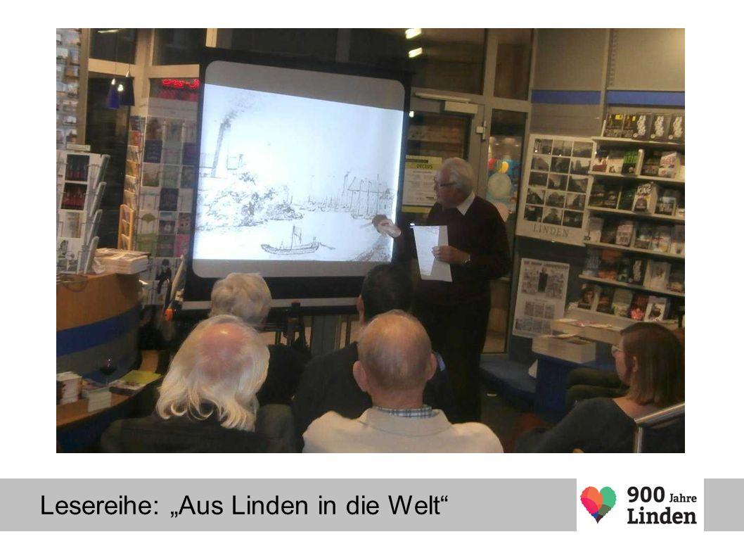 """Lesereihe: """"Aus Linden in die Welt"""