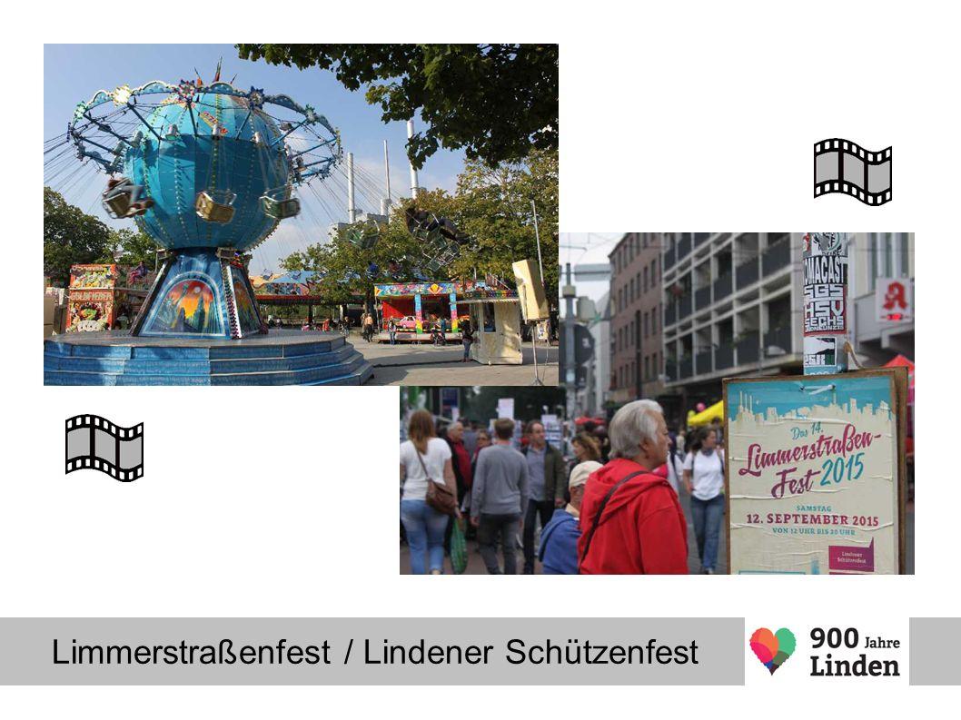 Limmerstraßenfest / Lindener Schützenfest
