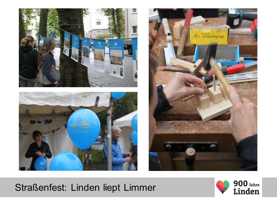Straßenfest: Linden liept Limmer