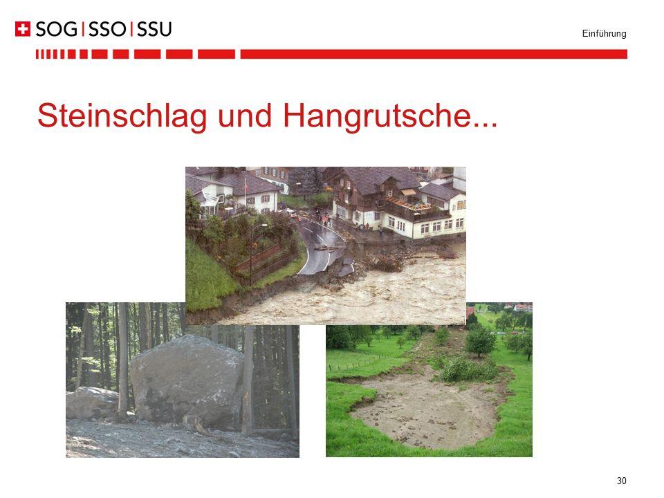30 Einführung Steinschlag und Hangrutsche...