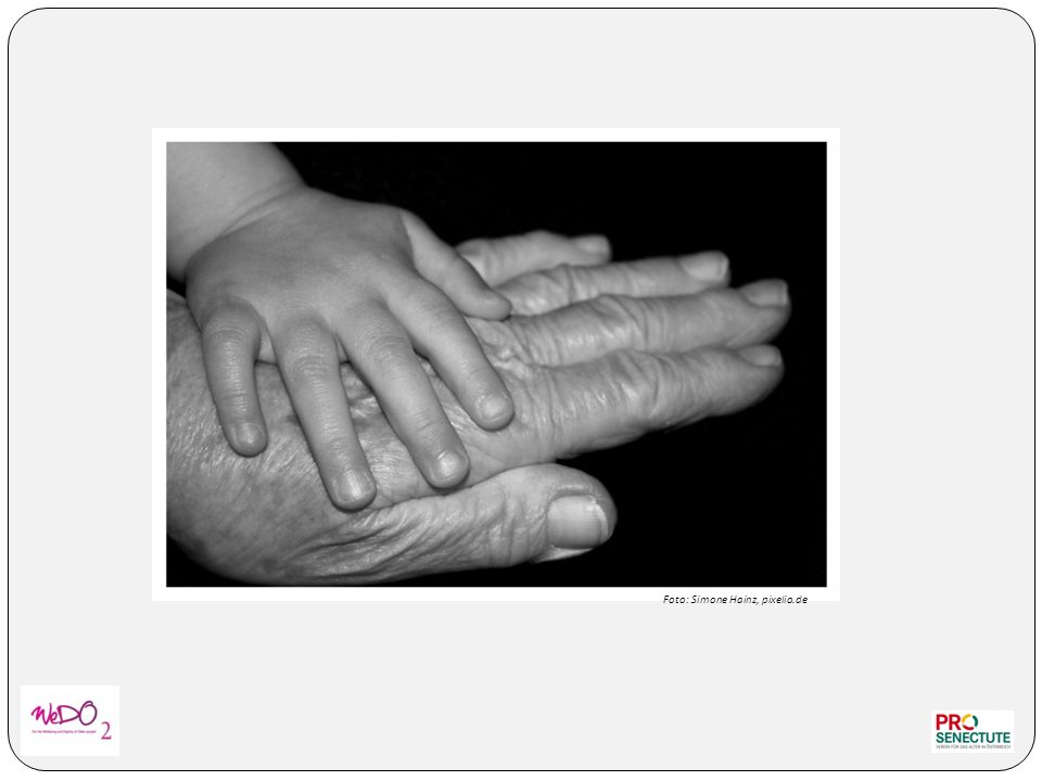 www.wedo-partnership.eu/http://www.wedo-partnership.eu/wedo2 EUSTaCEA Projekt und Europäische Charta: http://www.age-platform.eu/age-projects/health-and-long-term-care/659-daphne Dieses Projekt wurde mit Unterstützung der Europäischen Kommission finanziert.