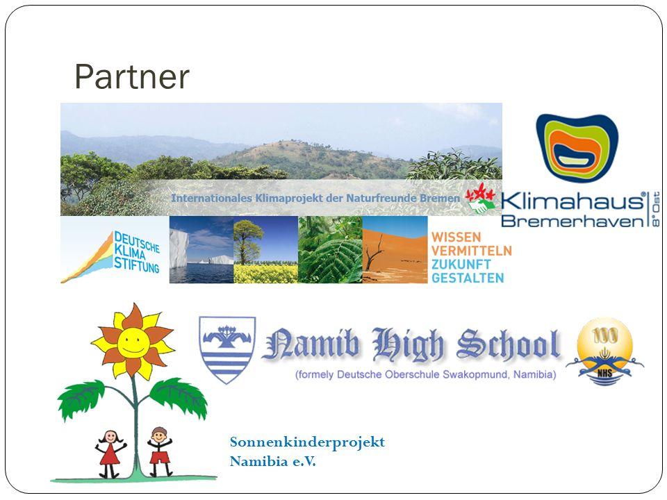Partner Sonnenkinderprojekt Namibia e.V.