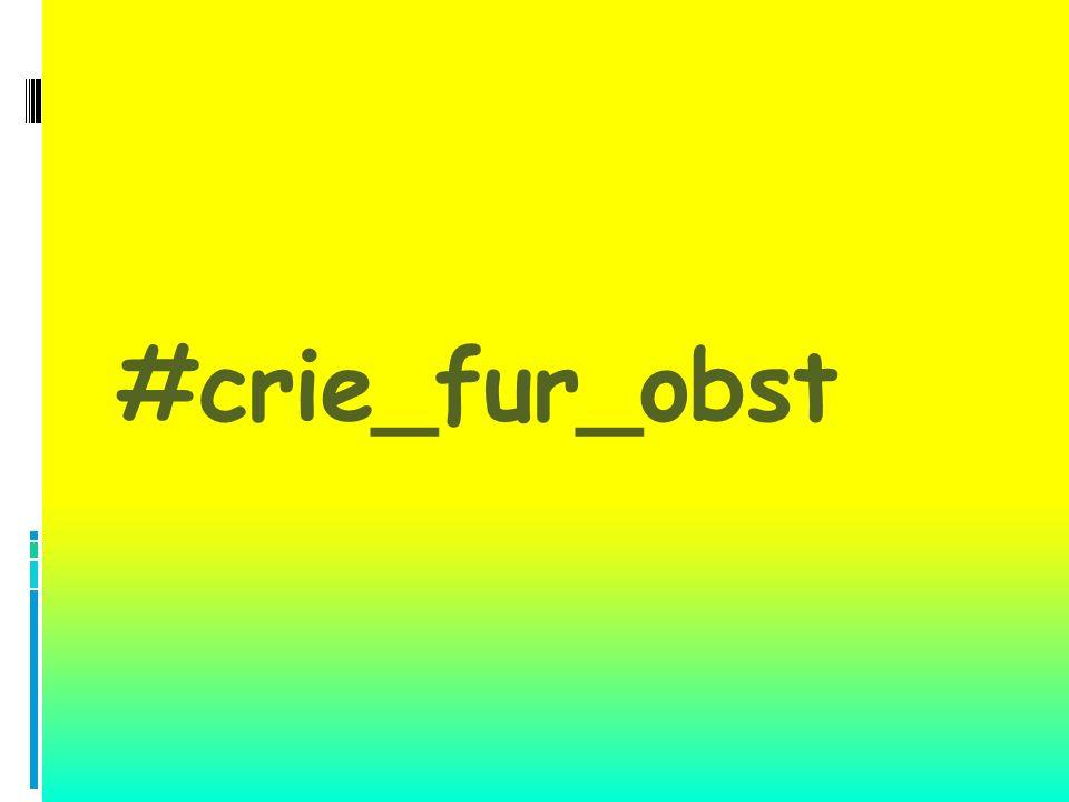 #crie_fur_obst