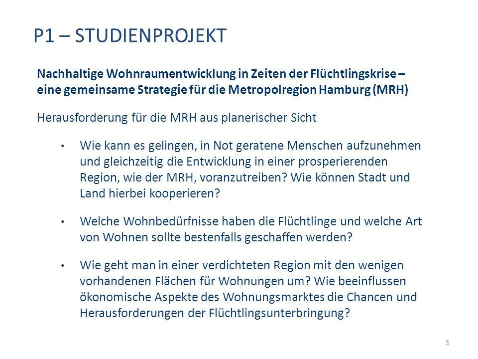 Nachhaltige Wohnraumentwicklung in Zeiten der Flüchtlingskrise – eine gemeinsame Strategie für die Metropolregion Hamburg (MRH) Herausforderung für die MRH aus planerischer Sicht Wie kann es gelingen, in Not geratene Menschen aufzunehmen und gleichzeitig die Entwicklung in einer prosperierenden Region, wie der MRH, voranzutreiben.