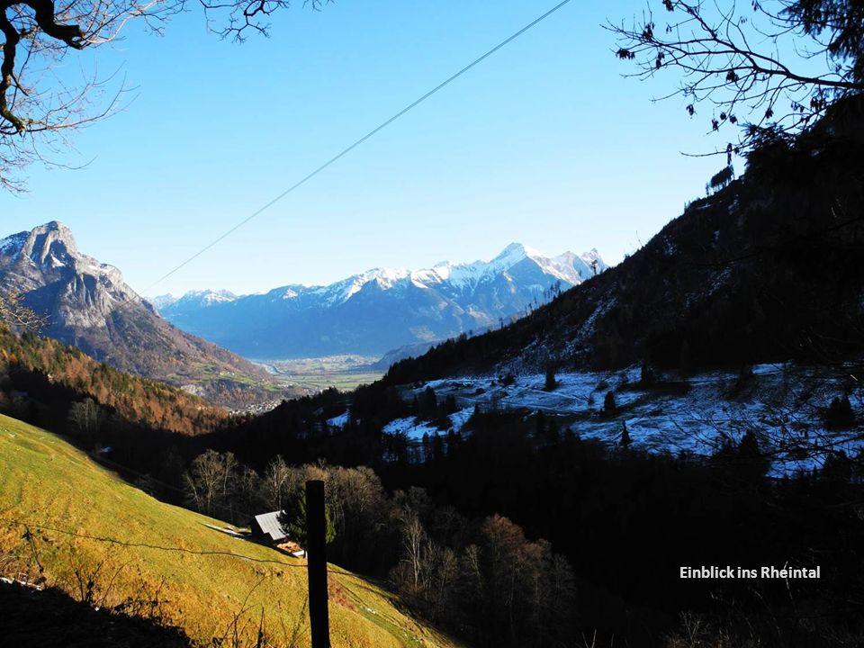 Im Alpenrösli in Vermol gibt es Kaffee, sofern man die nötige Geduld mitbringt!...