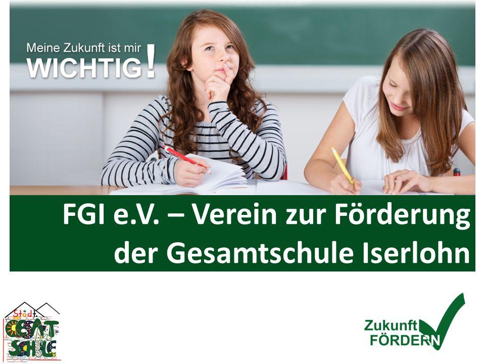 FGI e.V. – Verein zur Förderung der Gesamtschule Iserlohn
