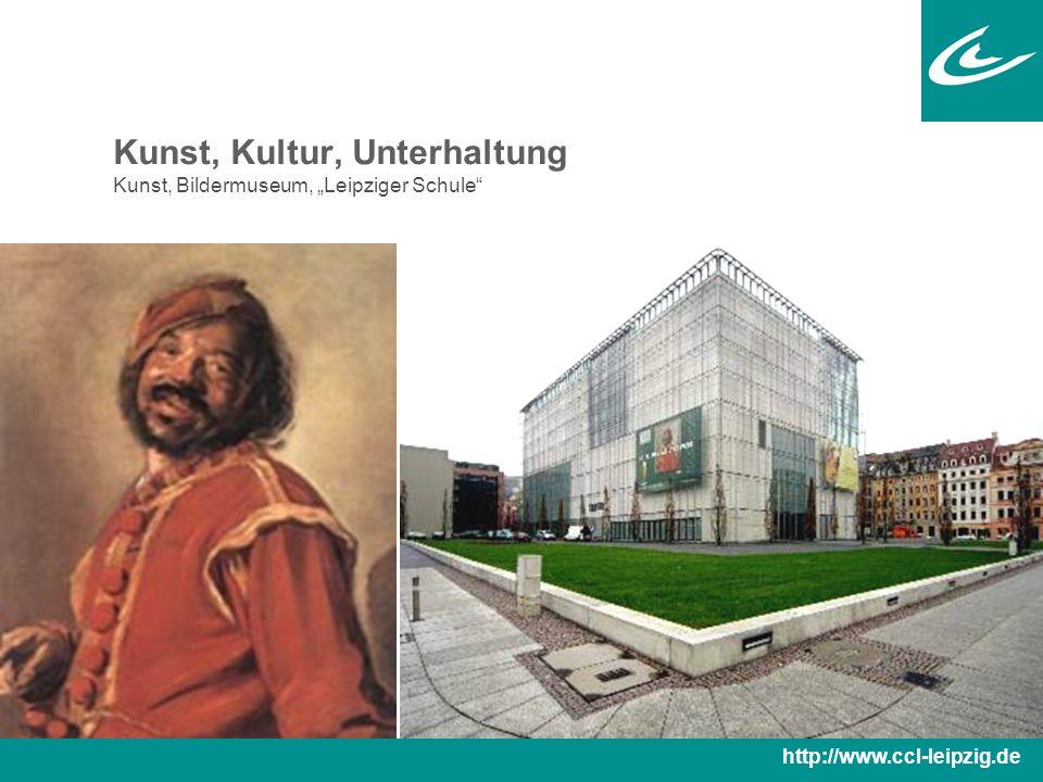 "Kunst, Kultur, Unterhaltung Kunst, Bildermuseum, ""Leipziger Schule http://www.ccl-leipzig.de"