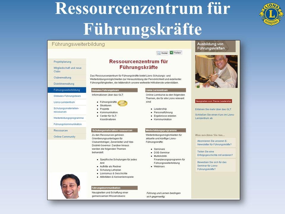 Ressourcenzentrum für Führungskräfte