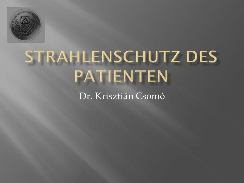 Dr. Krisztián Csomó