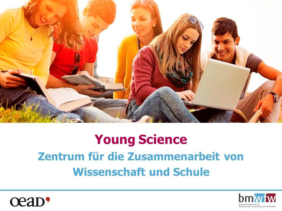 Young Science Zentrum für die Zusammenarbeit von Wissenschaft und Schule