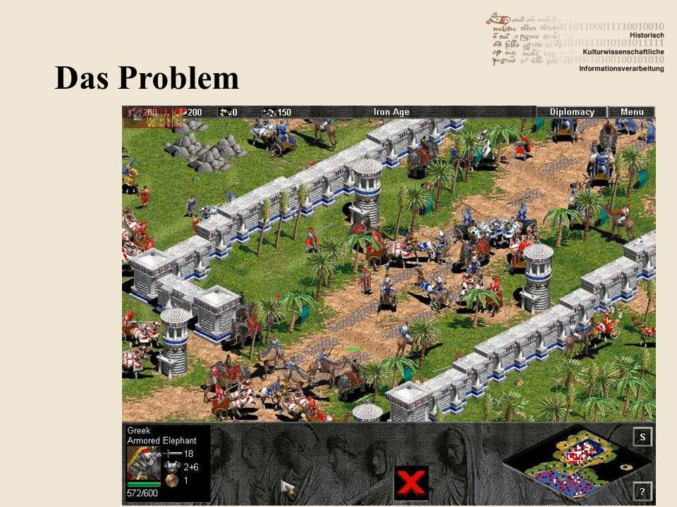 Das Problem 72