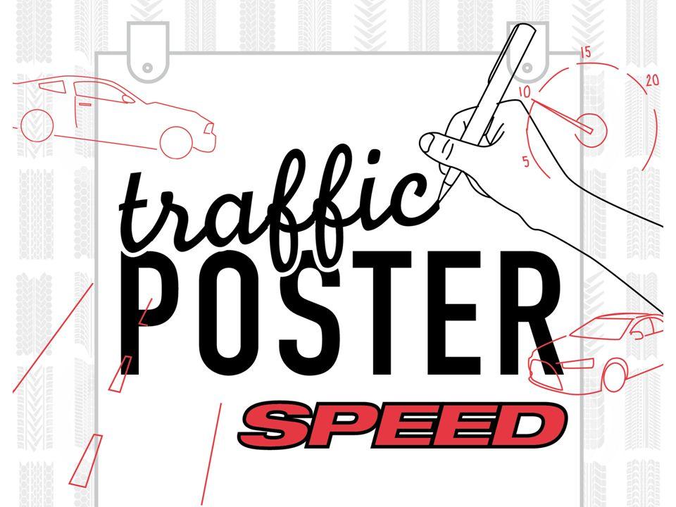 Das «Traffic-Poster»...