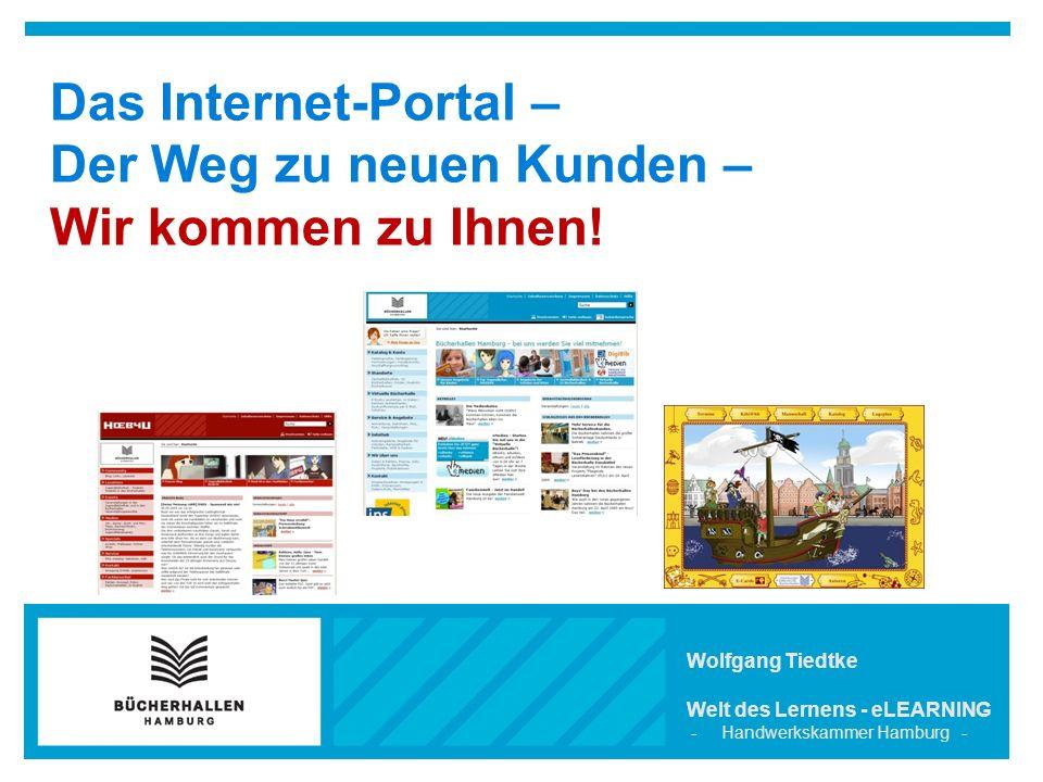 Das Internet-Portal – Der Weg zu neuen Kunden – Wir kommen zu Ihnen.