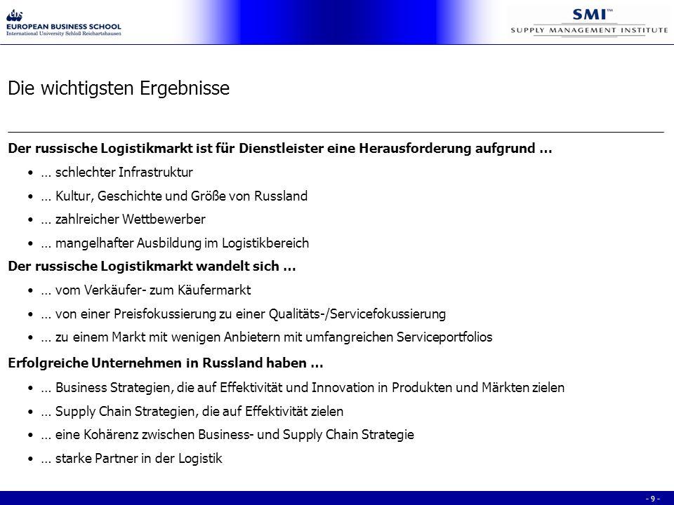 - 10 - Gesprächspartner Prof.Heinz Ruhnau Staatssekretär a.