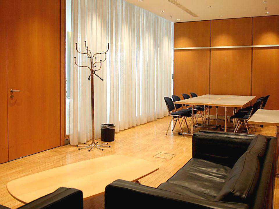 Das Raumkonzept Ebene +1: Tagungsebene (Säle und Foyers) http://www.ccl-leipzig.de