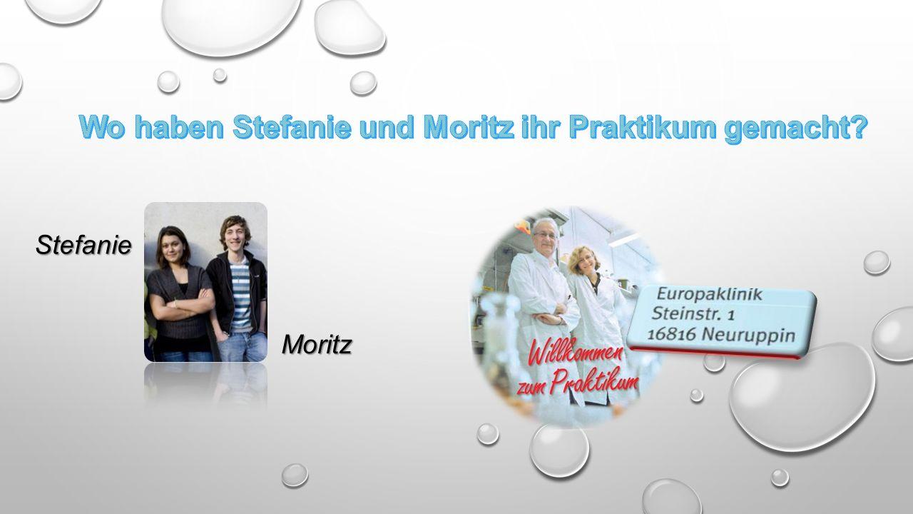 Stefanie Moritz