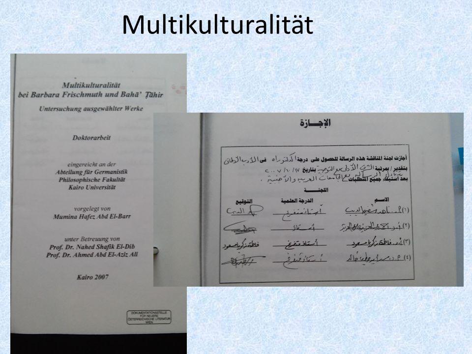Multikulturalität