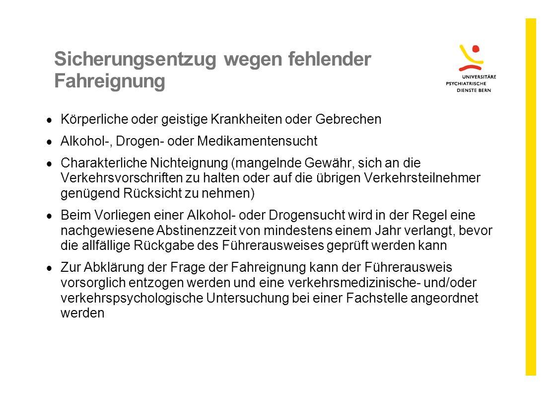 Kaskadensystem (seit 2005) lic. iur. A. Kuhn, in Strassenverkehr / Circulation routière 1/2010