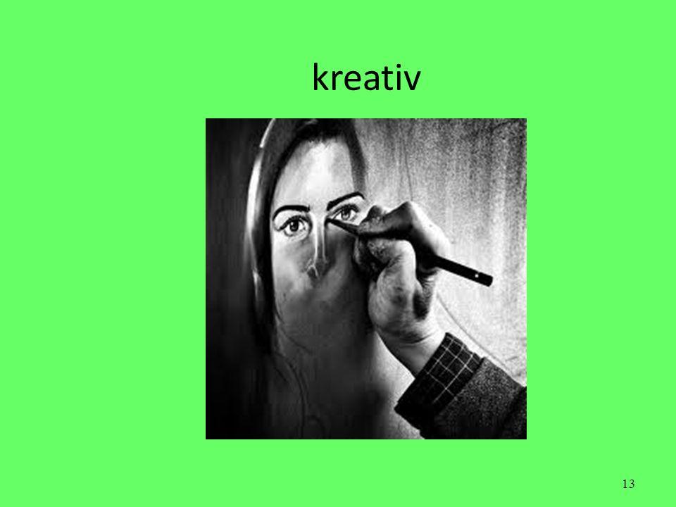 13 kreativ