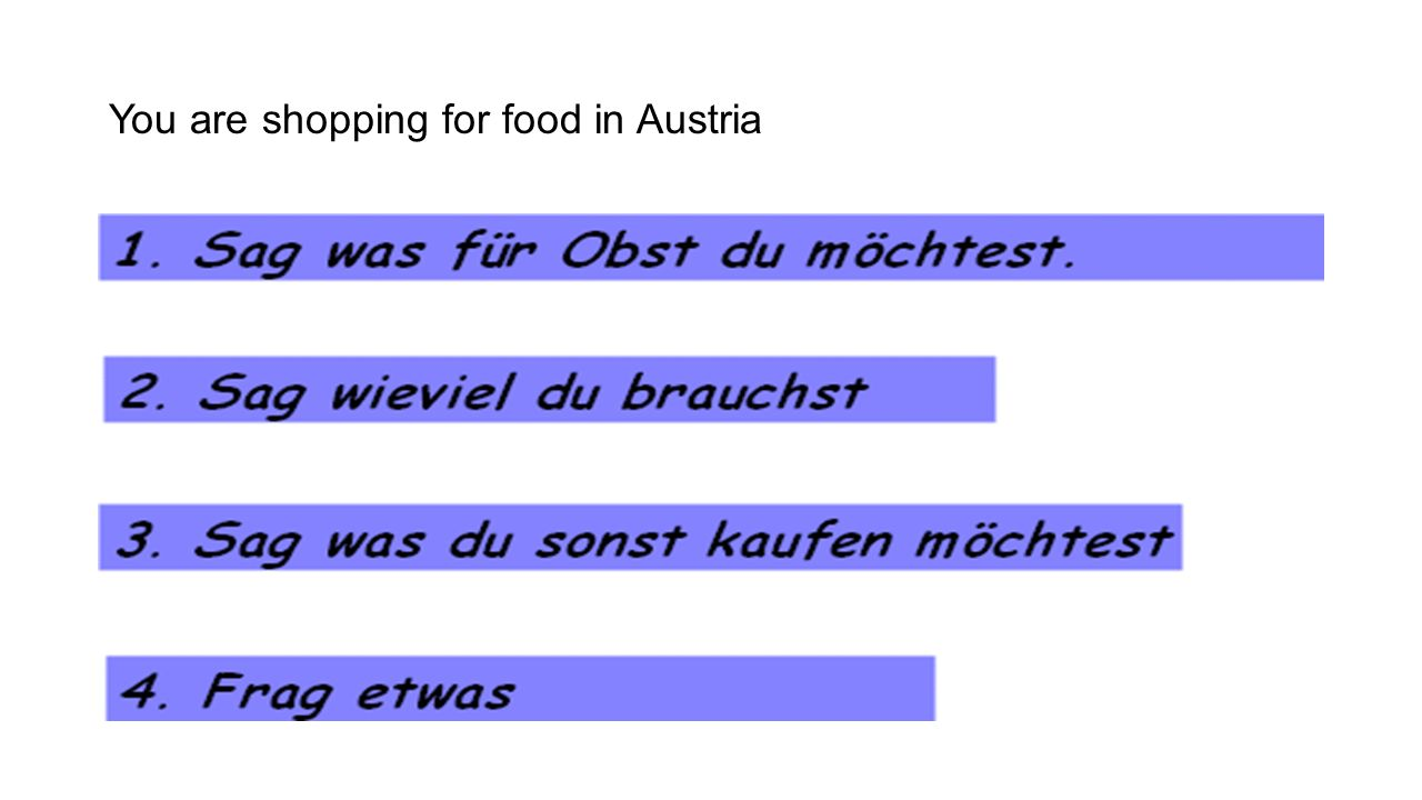 Schreiben 1.Read the text below about shopping in a shopping centre, the town centre and on the internet.