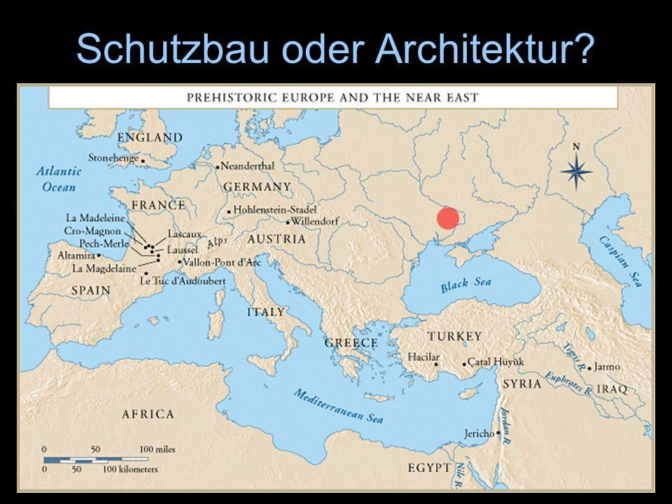Schutzbau oder Architektur?
