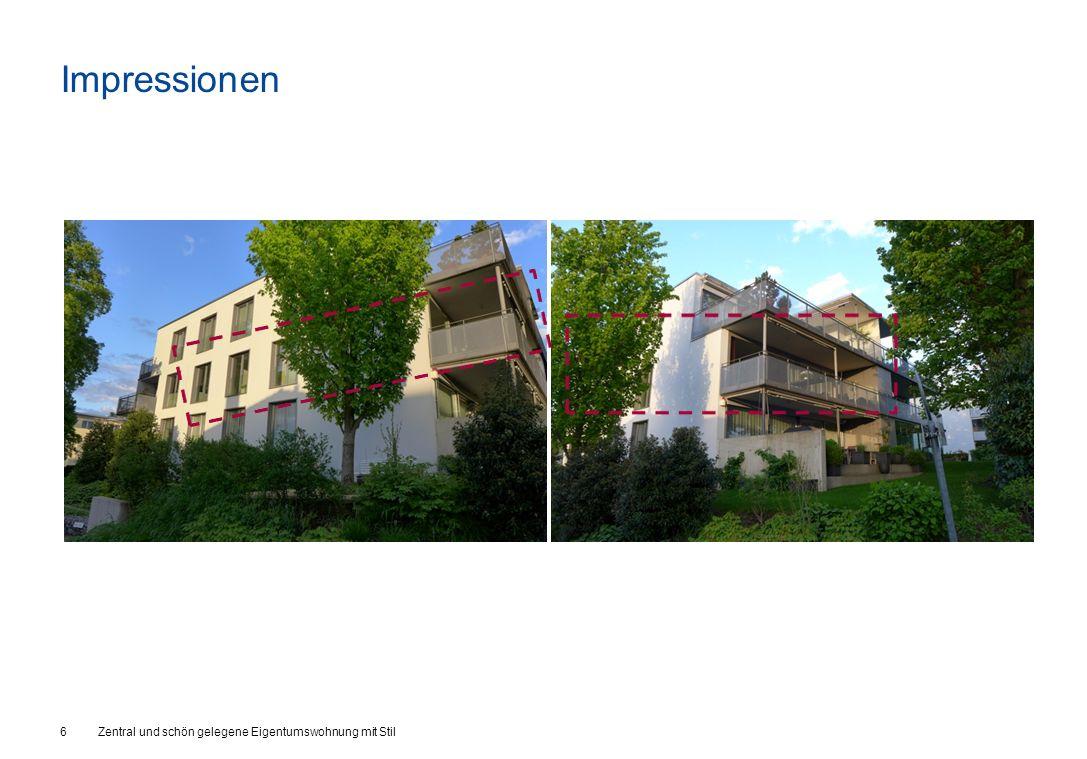 Impressionen 6Zentral und schön gelegene Eigentumswohnung mit Stil