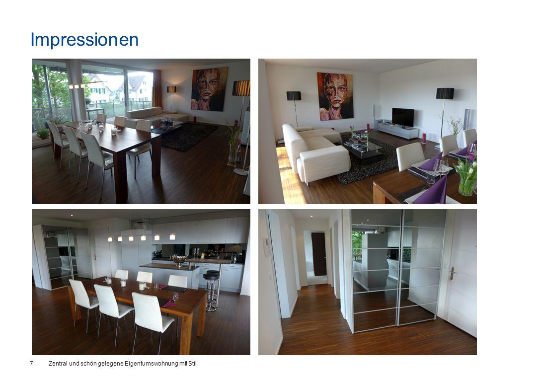 Impressionen 7Zentral und schön gelegene Eigentumswohnung mit Stil