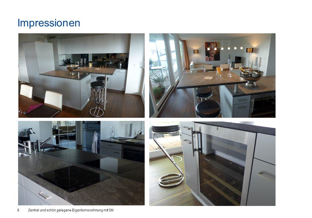 Impressionen 8Zentral und schön gelegene Eigentumswohnung mit Stil