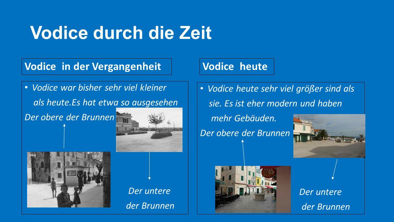 Kulturelles Erbe Vodice Kirche die Heiligen Kreuzes Einfache gotische Kirche,die im Jahre 1402.