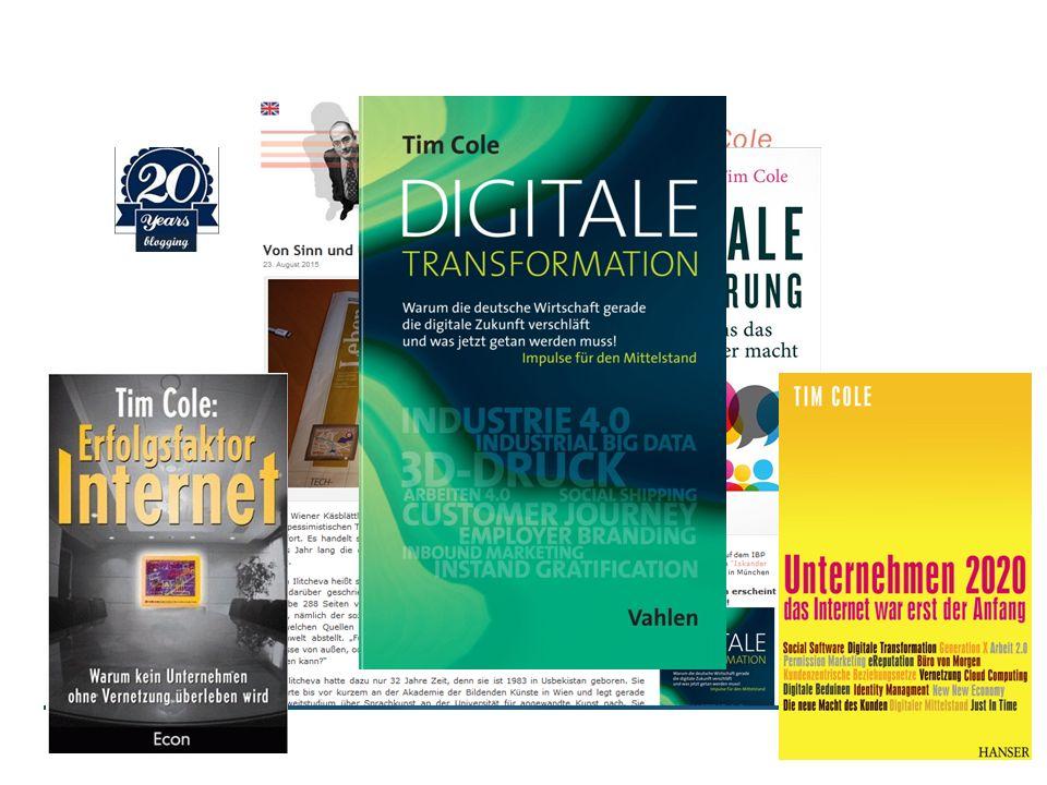 Warum tun sich die Deutschen so schwer mit der Digitalen Transformation?