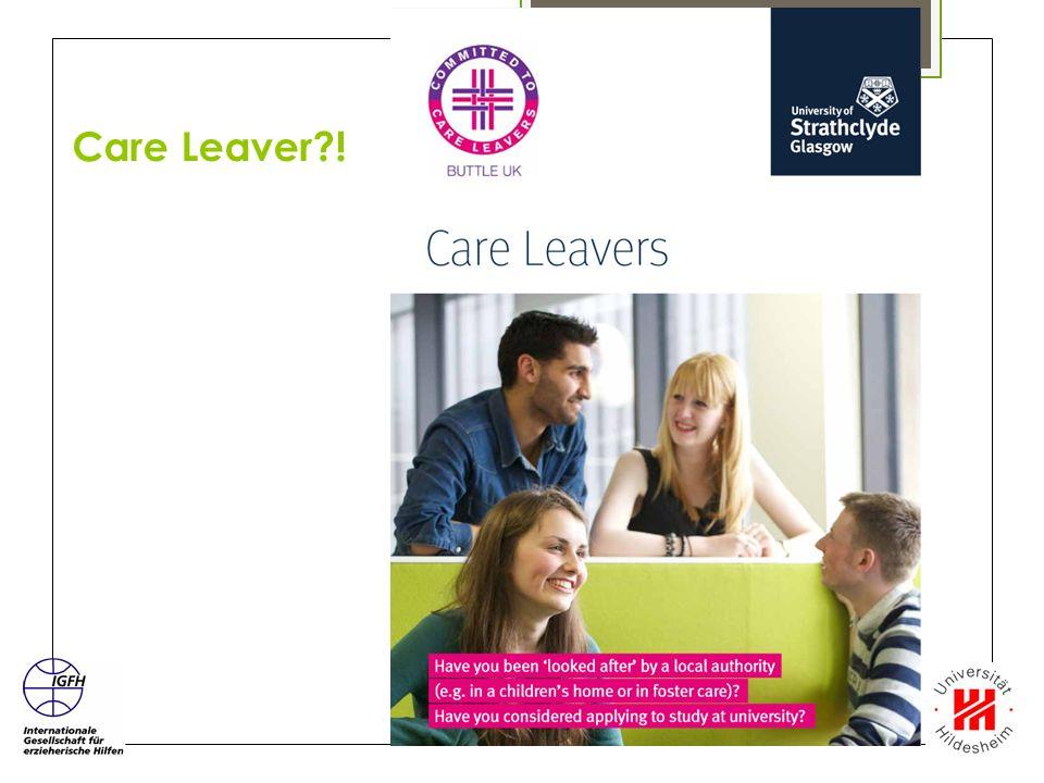 Care Leaver?! 3