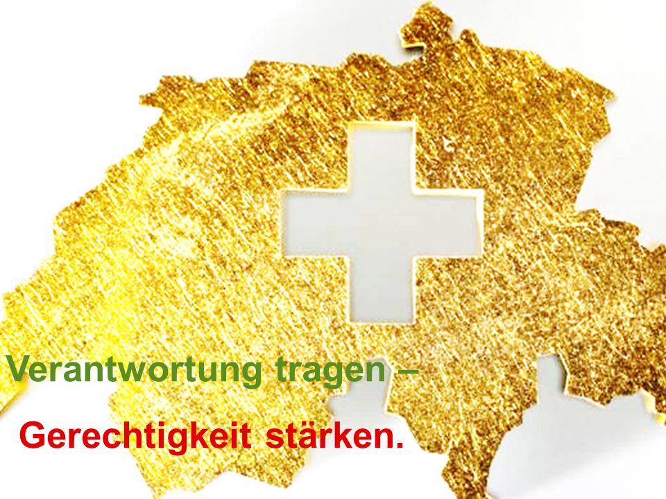Einerseits Sorgfaltsbericht Bundesrat Mai 2014 Schweiz trägt grosse Verantwortung für die Einhaltung der Menschenrechte und den Umweltschutz Menschenrechtsverletzungen oder Umweltverschmutzungen durch Schweizer Unternehmen/Konzerne Risiko von negativen Auswirkungen auf Reputation der Schweiz WIR URTEILEN