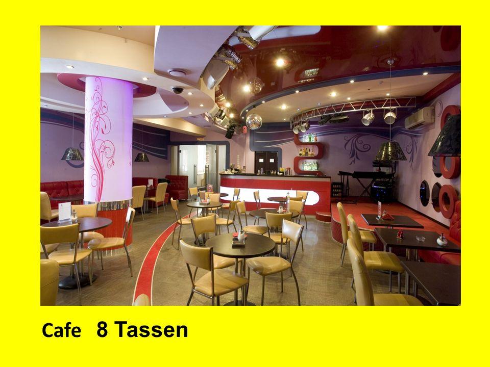 Cafe 8 Tassen