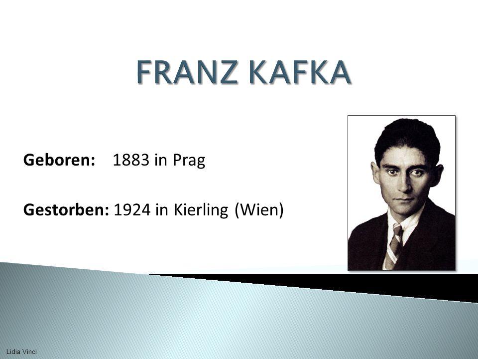 Geboren: 1883 in Prag Gestorben: 1924 in Kierling (Wien) Lidia Vinci