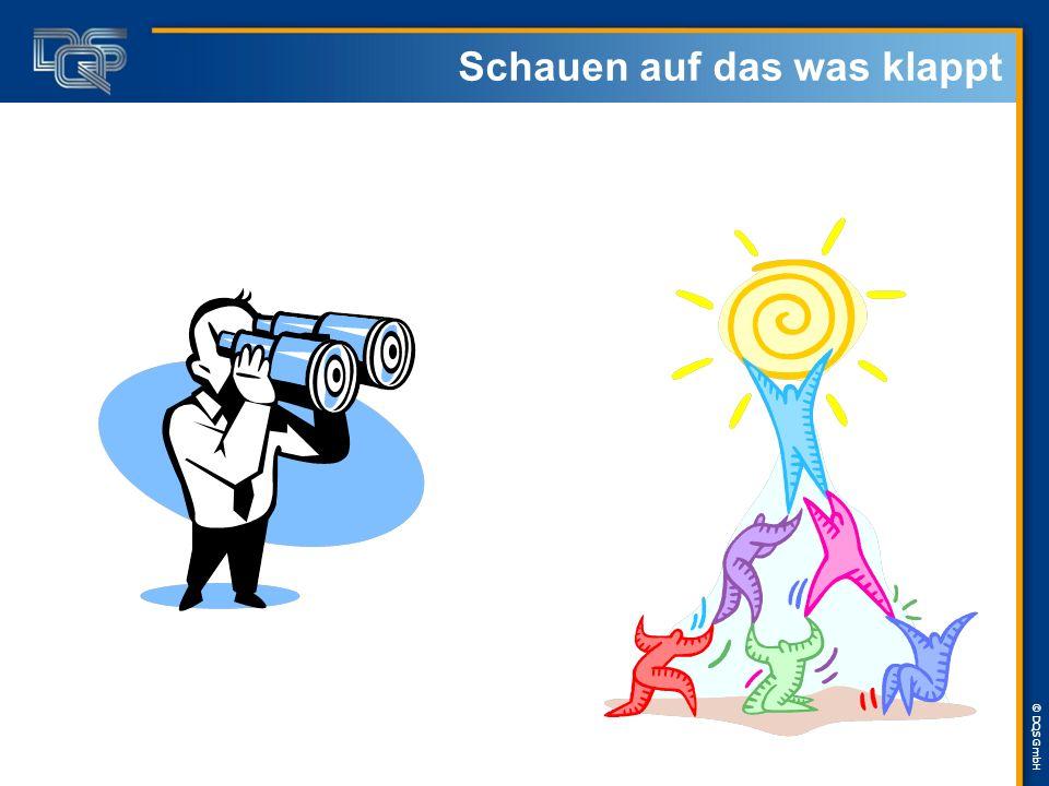 © DQS GmbH Schauen auf das was klappt